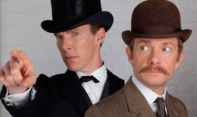 BBC releases trailer for 'Sherlock' Christmas special - watch ...