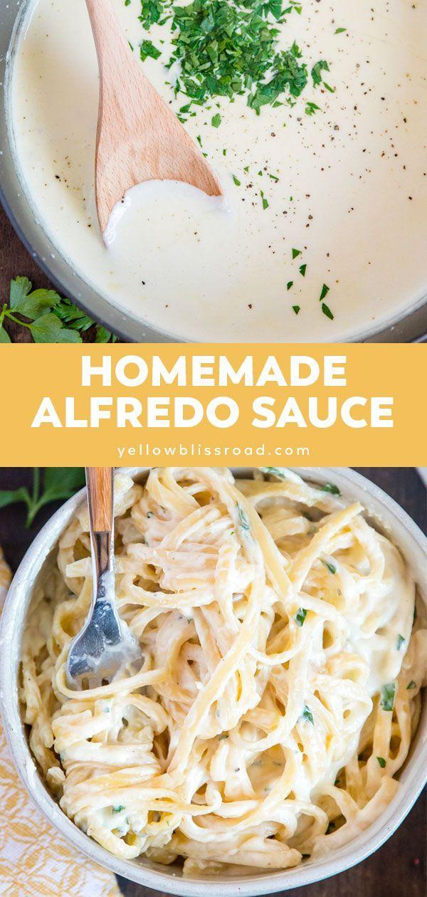 Jarred Alfredo Sauce Recipes Dinners