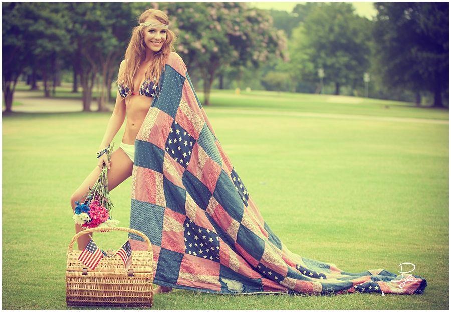 Patriotic, model