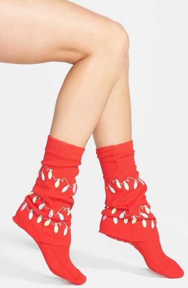 light up christmas socks - Light Up Christmas Socks