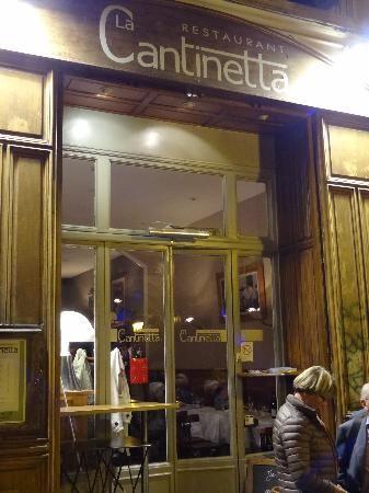 La Cantinetta, Italian, Make Reservations