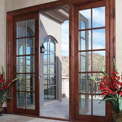 Andersen E Series Hinged Patio Door