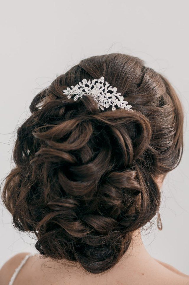 55 id es romantiques de coiffure mariage cheveux longs. Black Bedroom Furniture Sets. Home Design Ideas
