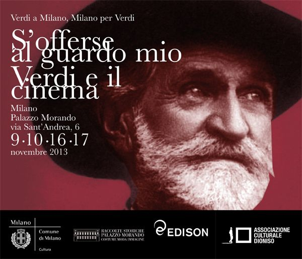 Verdi e il Cinema       http://www.associazioneculturaledioniso.it/