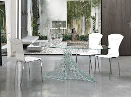 oval glass dining table - Google Search
