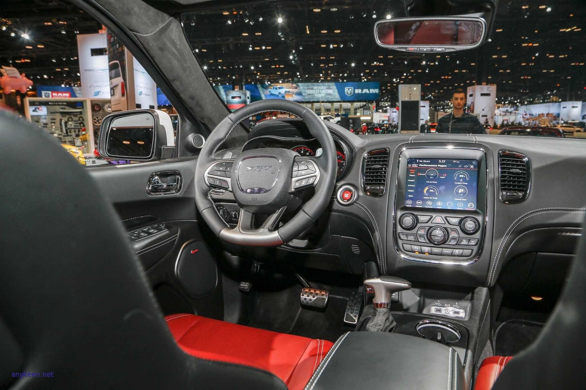2019 Dodge Durango Limited Concept Dodge Durango Dodge Durango Interior Dodge