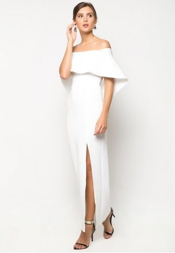 Arkisha Maxi Dress From Apartment 8 In White_1