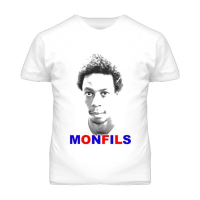 Gael Monfils Tennis Player T Shirt