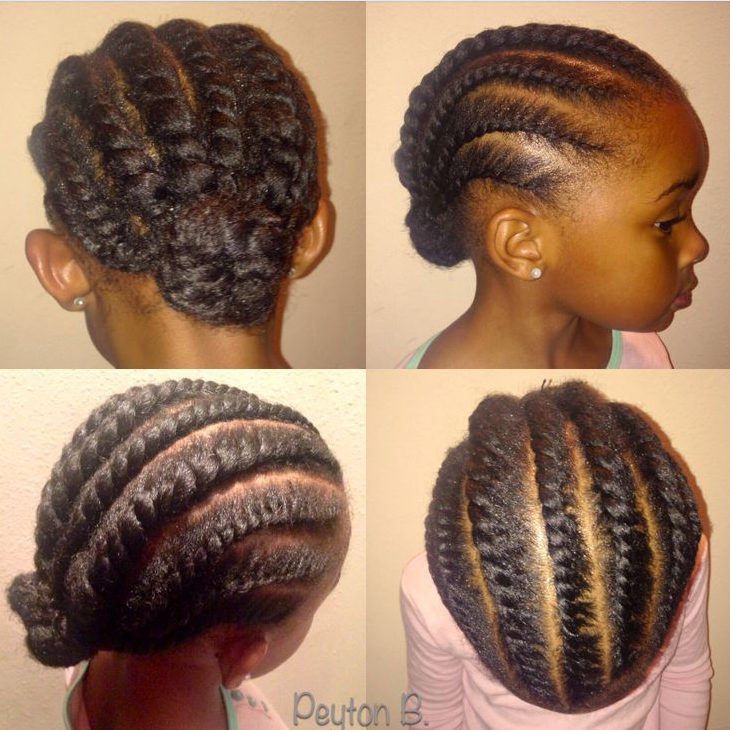 Peachy 1000 Images About Natural Hairstyles On Pinterest Biracial Hair Hairstyles For Women Draintrainus