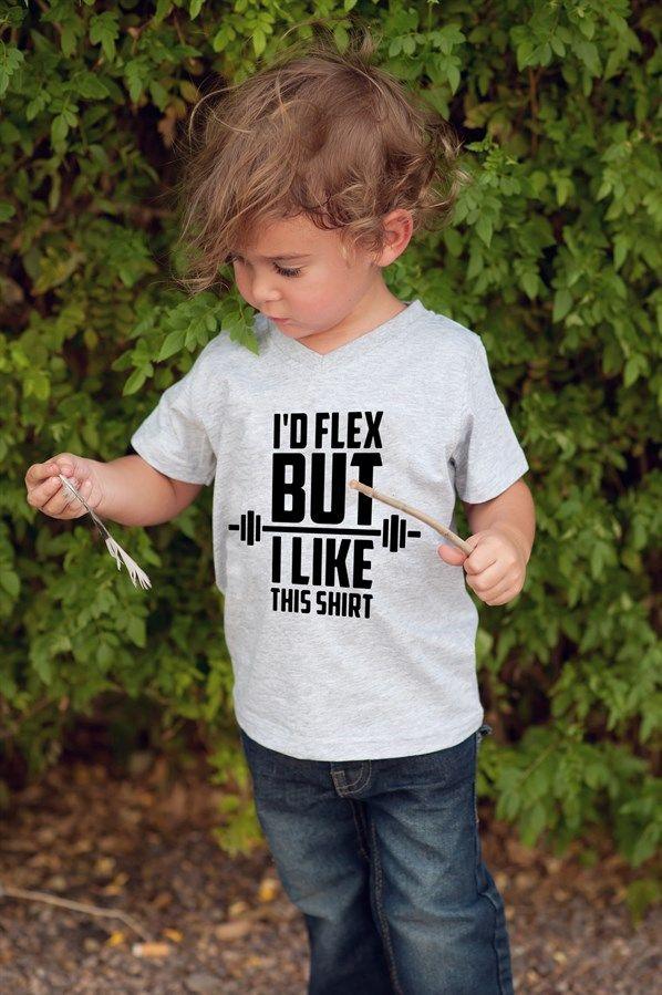 Little Boy Vinyl Shirt Design