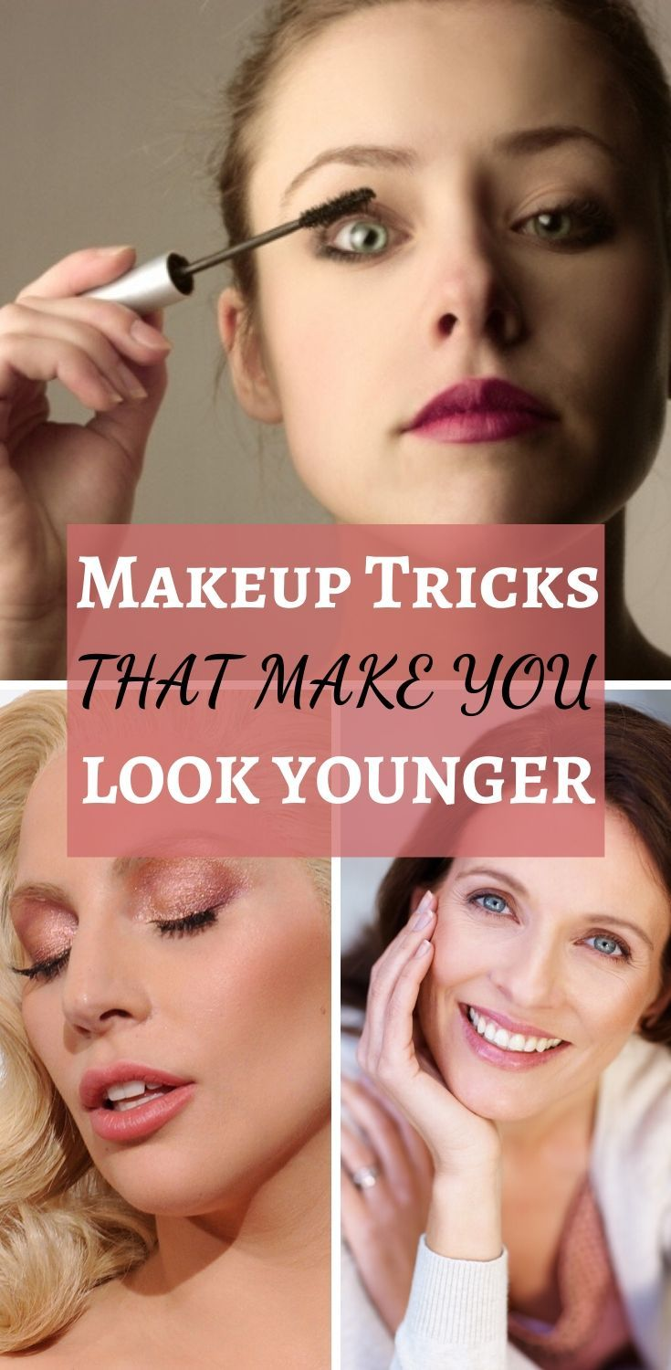 6 Makeup Tricks That Make You Look Younger in 2020