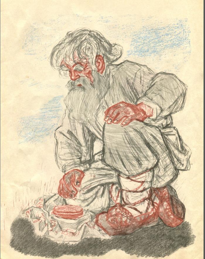 Картинки из сказки липунюшка
