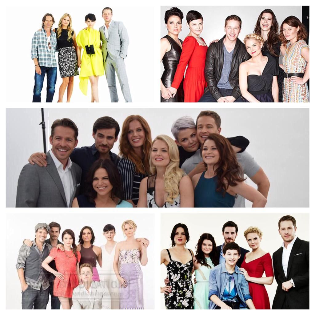 The five years of #ouat #ouatsdcc