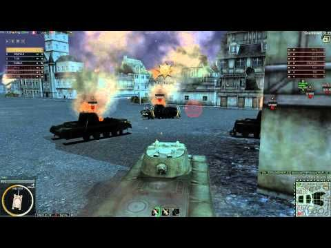 Ground War Tanks Gameplay [EP.41] - Ground War Tanks is a Free to Play Action Shooter FPS MMO Game with tanks and conflicts in armored warfare