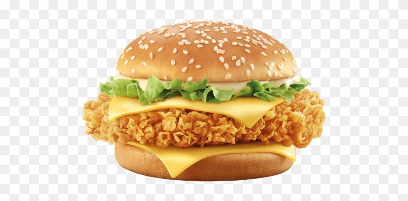 Find Hd Mcdonalds Burger Png High Quality Image Chicken Burger Kfc Png Transparent Png To Search And Download More F Chicken Burgers Burger Image Of Snacks