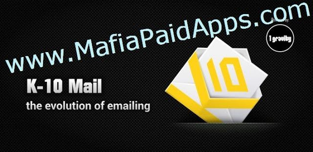 K Mail Pro Email App v1.14 APK App, Email client, Pop3