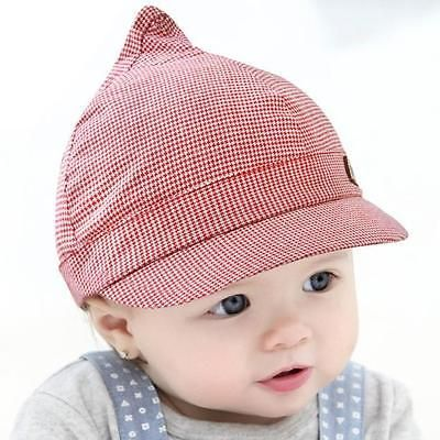 413c9fcc8 Details about Toddler Newborn Kids Baby Girls Boys Poo Peaked Hat ...