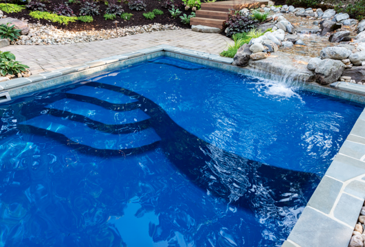 What S The Best Small Fiberglass Pool For Your Needs Costs Sizes Features Fiberglass Swimming Pools Pool Cost Fiberglass Pool Cost