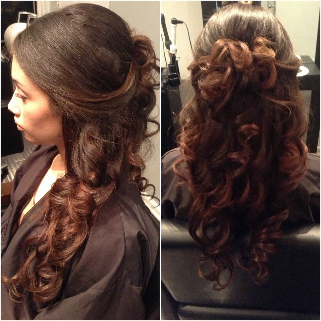 Wedding Half Up Hairstyles