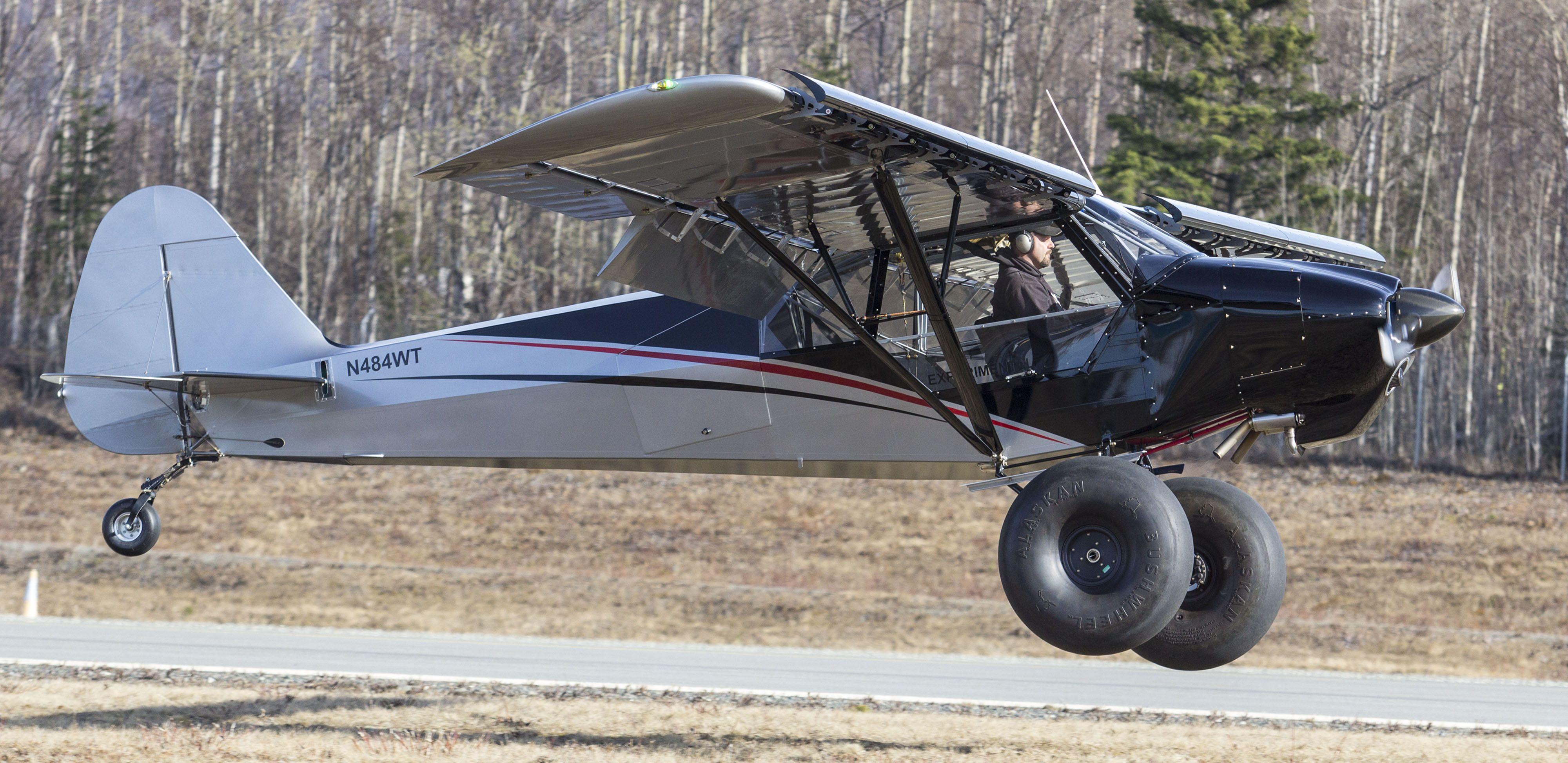 Alaska Aircraft photography Aviation image, Bush plane