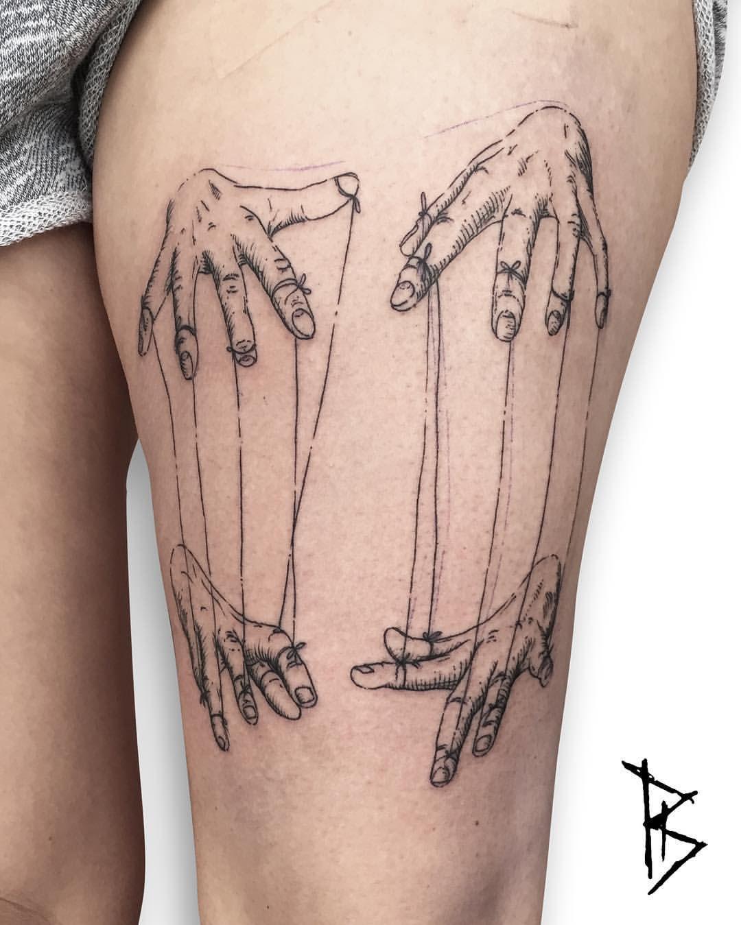 by Lebeuf Tattoo