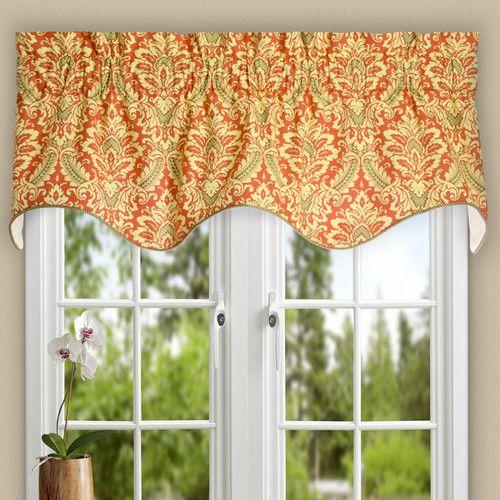Found It At Joss Main Josephina Curtain Valance Curtains