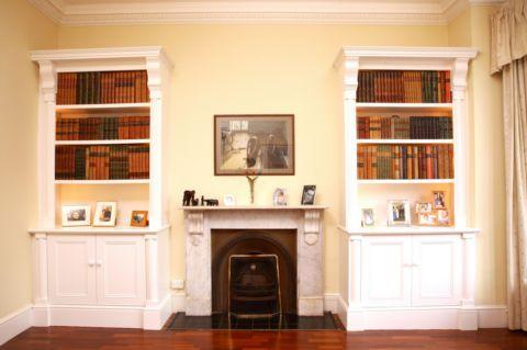 alcove units and shelves made to measure deriba london. Black Bedroom Furniture Sets. Home Design Ideas