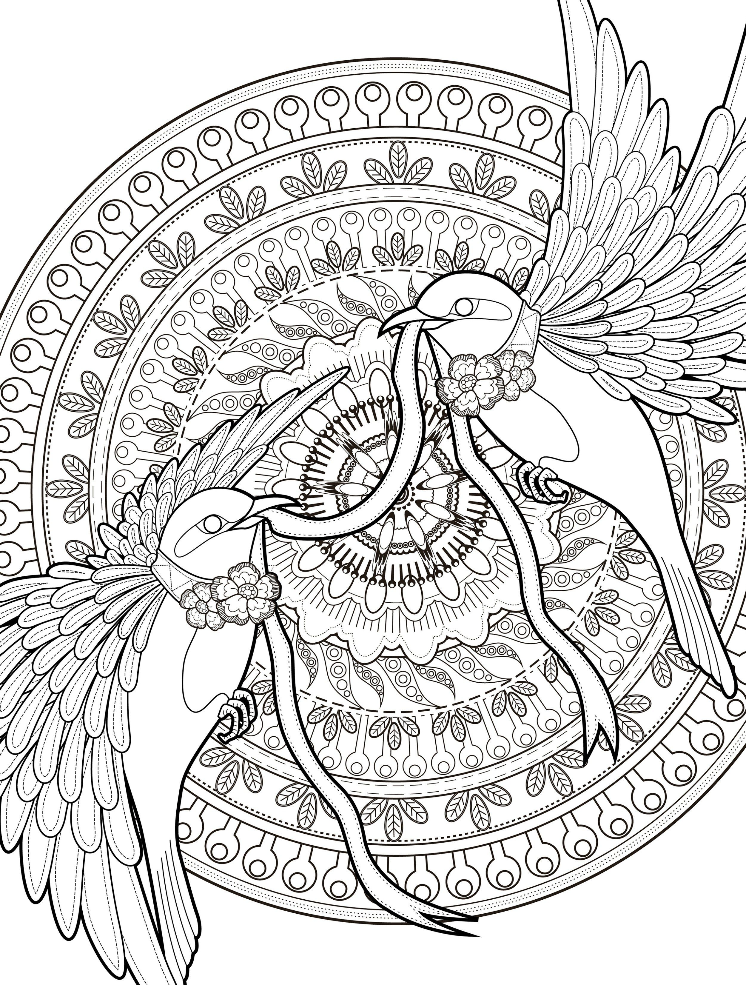 more free printable adult coloring pages colorzzz pinterest