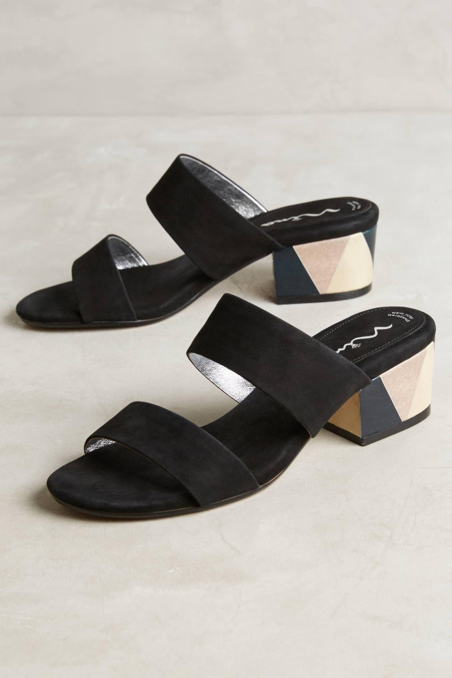 Anisa Slide Sandals Moda Para Mujer e04ea06540bc
