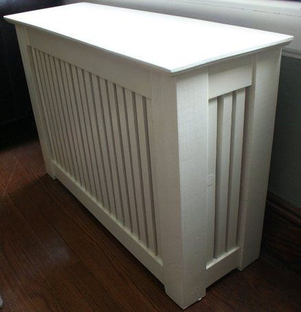 Radiator cover, this one is pretty too