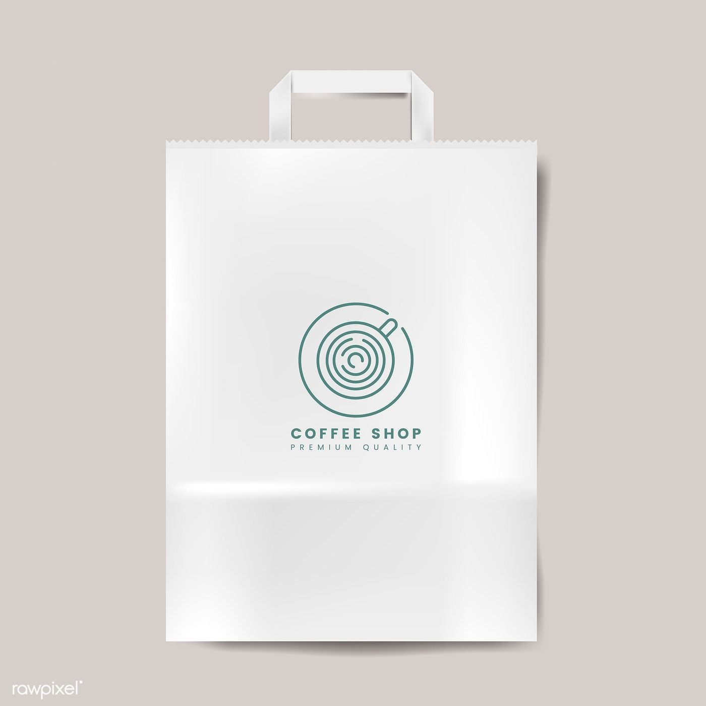 Download Paper Bag Mockup Isolated Vector Free Image By Rawpixel Com Aew Bag Mockup Paper Bag Vector Free