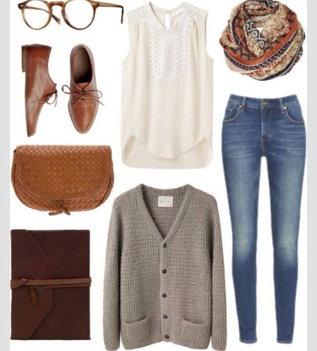 Chic and Comfortable Winter Outfit Ideas for 2015 | Pretty Designs#chic #comfortable #designs #ideas #outfit #pretty #winter