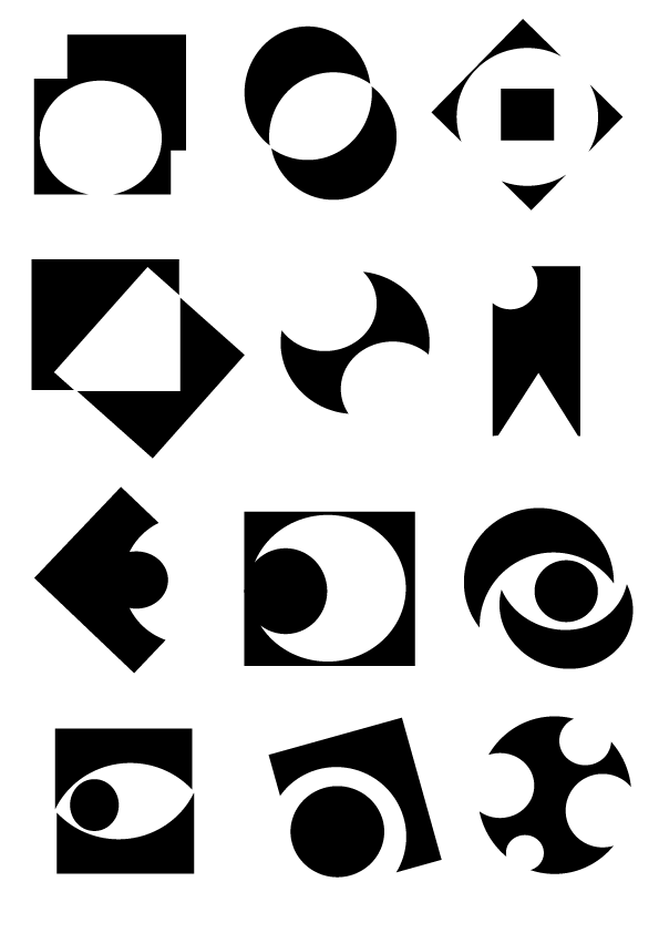 Simple Design Primary Shapes Basic Shapes Design Composition