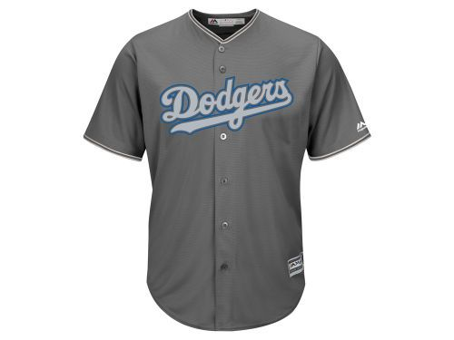 Los Angeles Dodgers Mlb Men S Platinum Cool Base Jersey Dodgers Dodgers Gear Los Angeles Dodgers