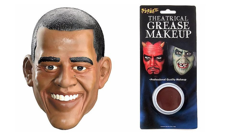 "Here's what you get if you search for ""Obama"" on one of the country's largest Halloween sites  http://t.co/2WXBypoj53"