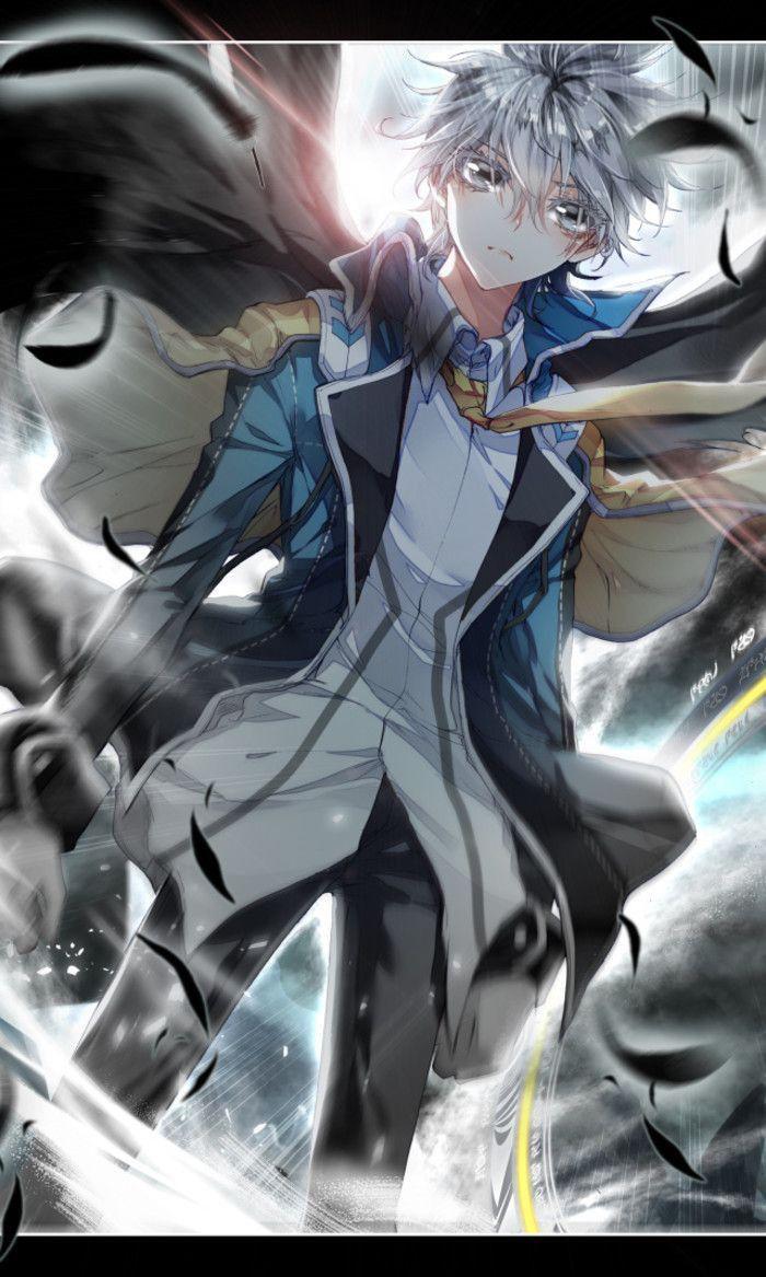 Anime Sihir Terbaik : anime, sihir, terbaik, Grandia, Zenka, Manga, Anime,, Anime, Gothic,, Gambar, Karakter