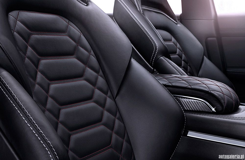 Ford S Max Vignale Concept 2014 Luxury Car Interior Car Seat Upholstery Aircraft Interiors