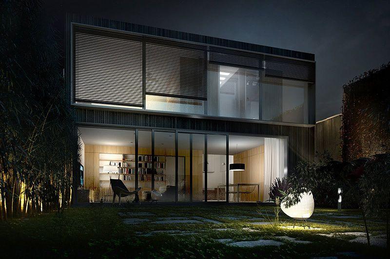 Ampliación de un taller en Burdeos, por Nadau Lavergne Architects