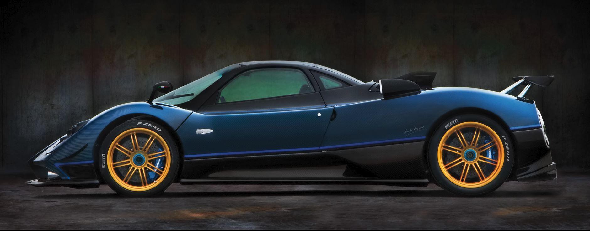 The Pagani Huayra Pagani Zonda Pagani Car And Super Car