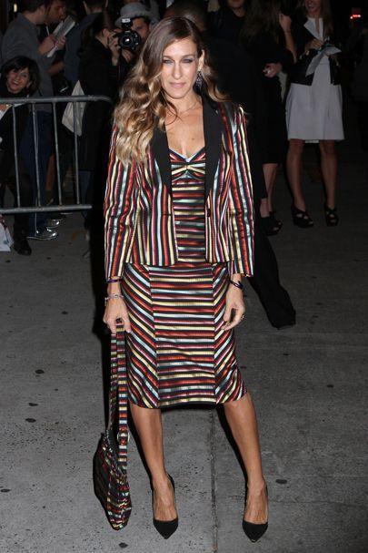 le style Sarah Jessica Parker et de la mode - Photos & Tenues   Vogue britannique