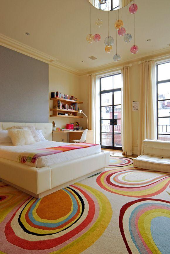 childrens-bedroom-design carpet   interior design   Cute ...