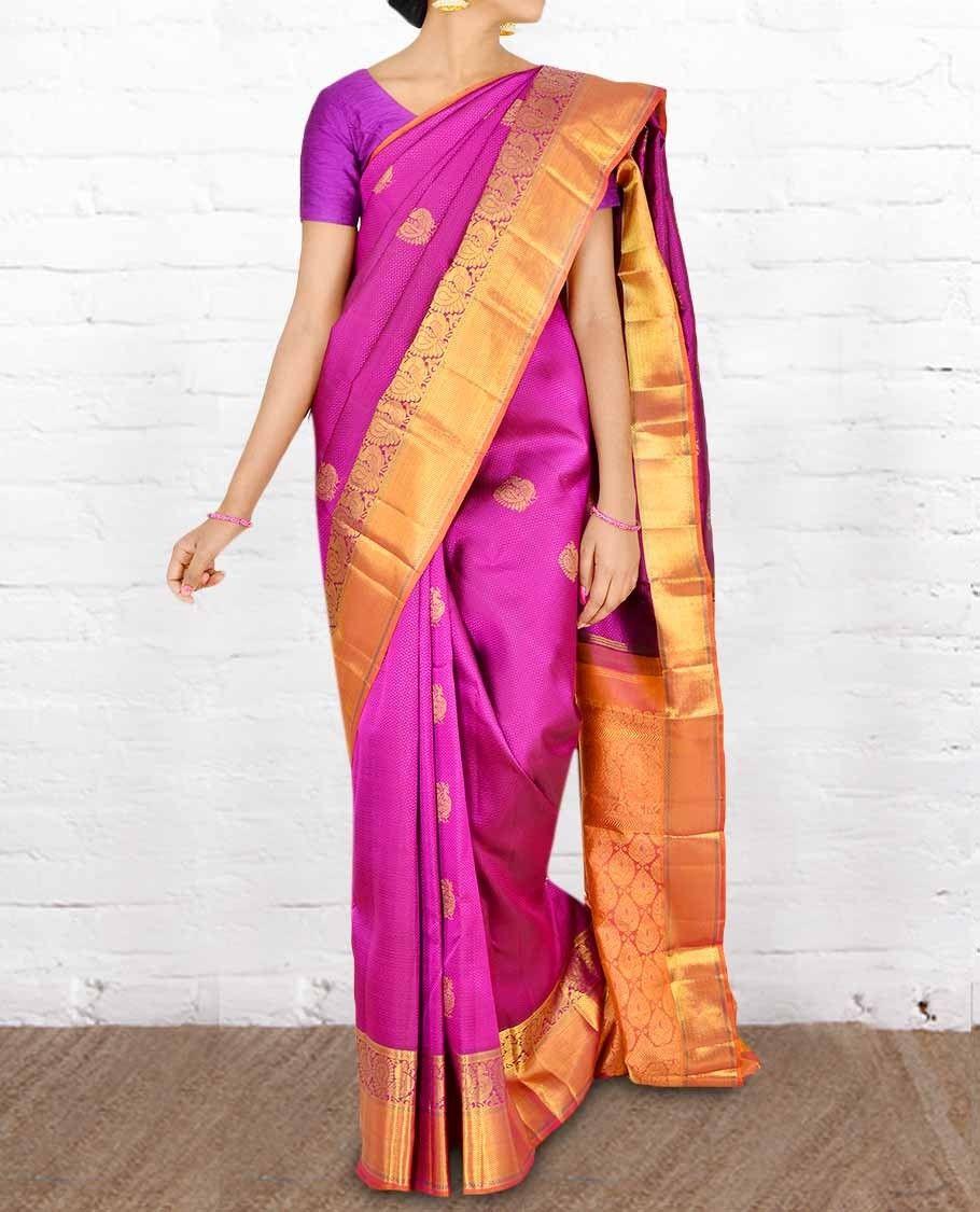 df44772175 Samudrika Pattu SP002 - Pure Silk Sarees | ni | Pure silk sarees ...