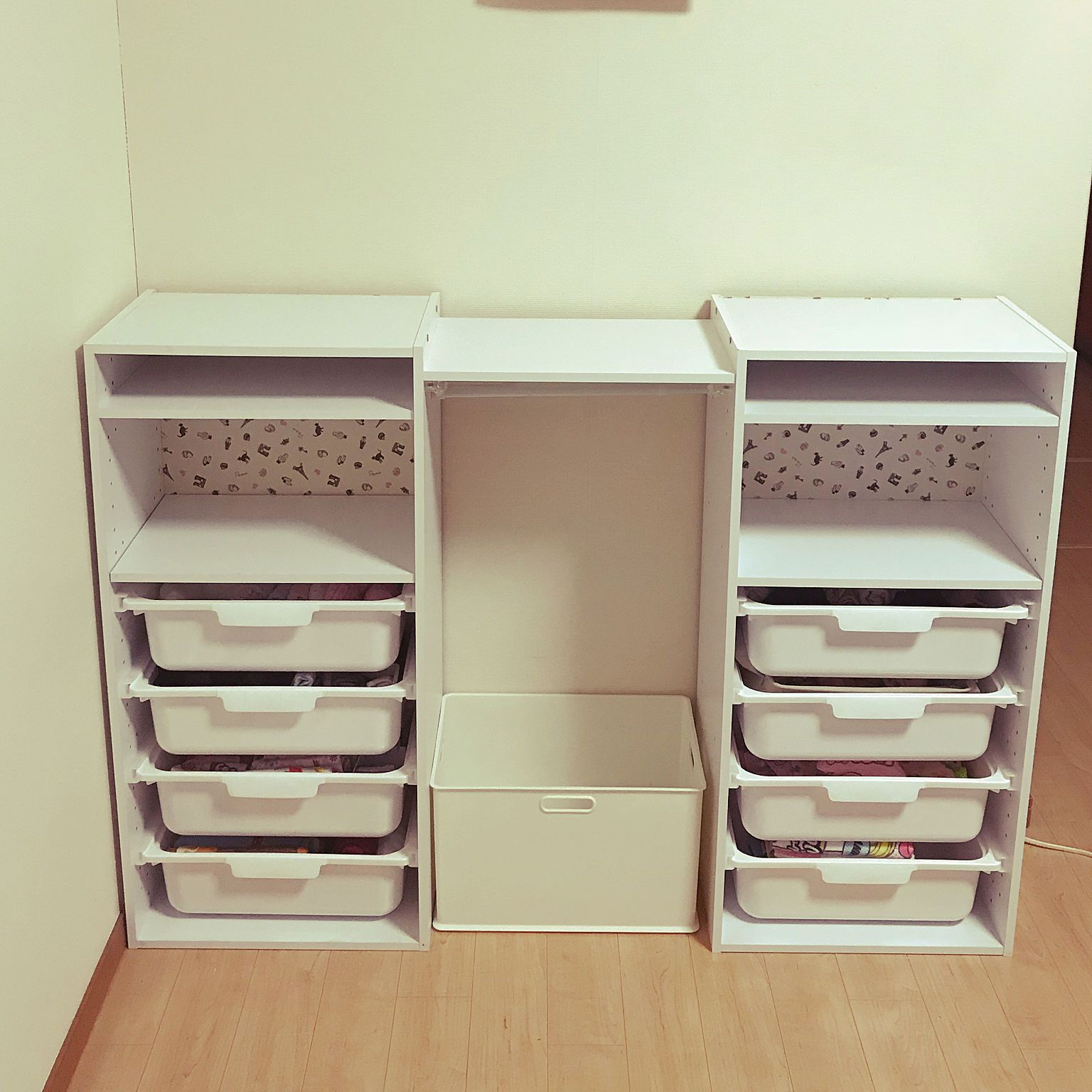 3396c4205 My Shelf/カラーボックス/ニトリ/ニトリのカラーボックス/幼稚園グッズ 収納