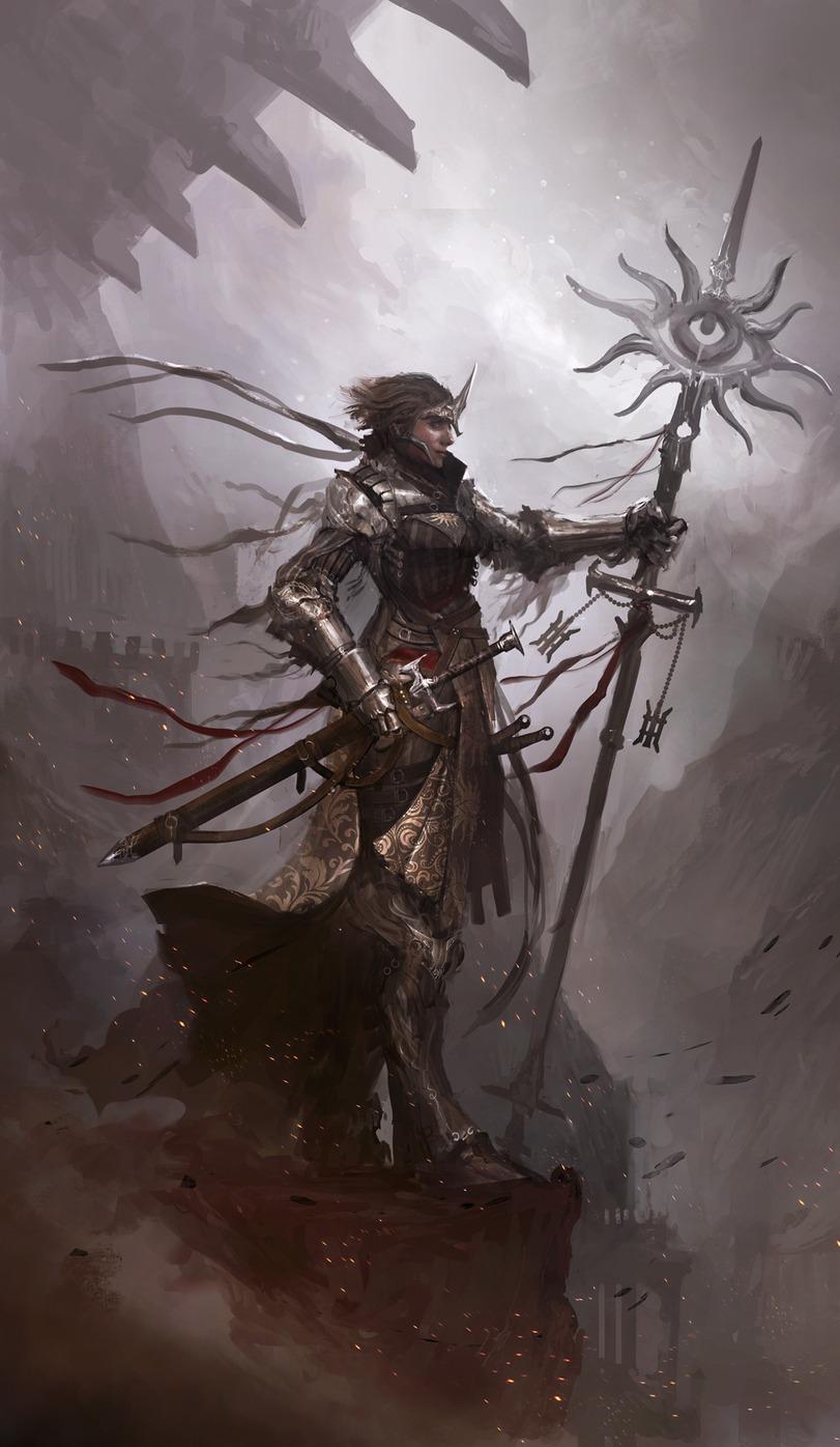 Dragon Age Inquisition,Dragon Age,фэндомы,theDURRRRIAN ...