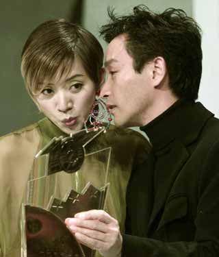 Leslie cheung and anita mui
