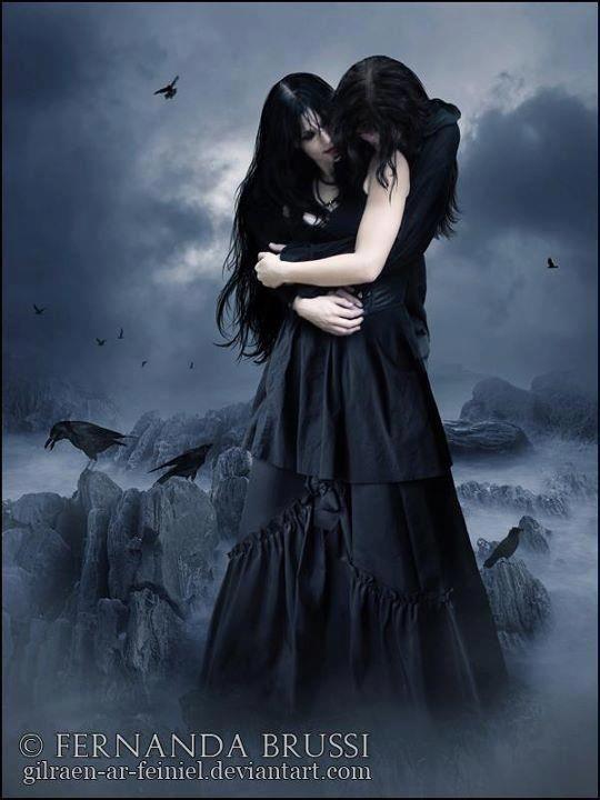 couple gothique romantique - Recherche Google