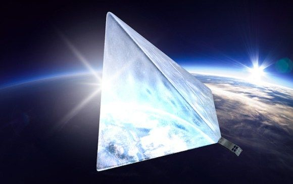 El satélite artificial más brillante de nuestra galaxia - Los Marginados