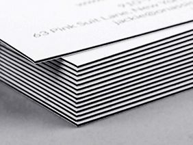 Mohawk superfine sandwiched together with an optional rich seam of business cards colourmoves Image collections