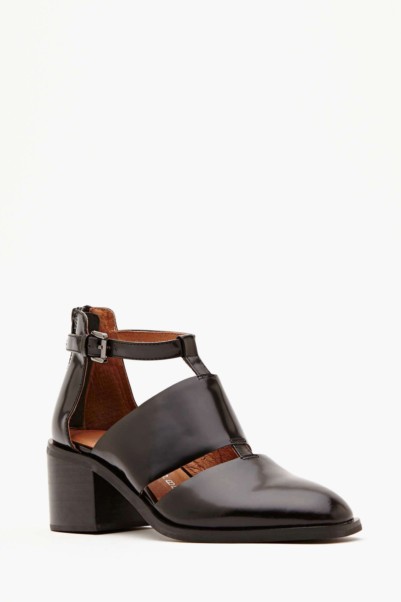 Jeffrey Campbell Melina Cutout Boot Cutout Boots Shoe