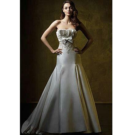 My wedding dress. Alfred Angelo Piccione gown.